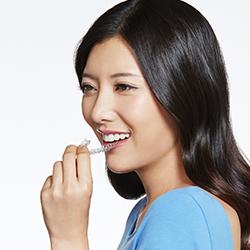 美しい笑顔を得るための、予測実現性に優れた快適な方法