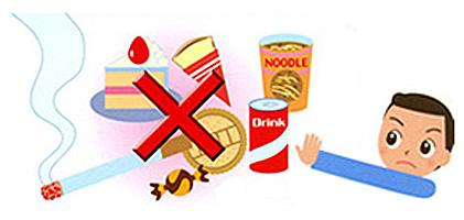 生活習慣の改善(喫煙・食生活・ストレス等)
